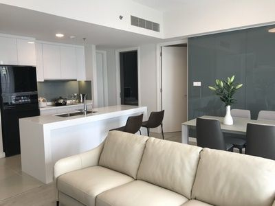 Gateway apartment for rent in district 2