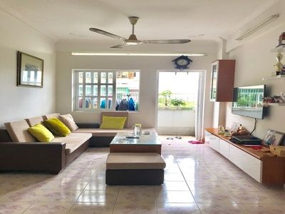 Apartment for rent with 2 bedrooms in Binh Thanh district