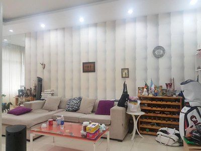 Apartment with 2 bedrooms in Binh Thanh district