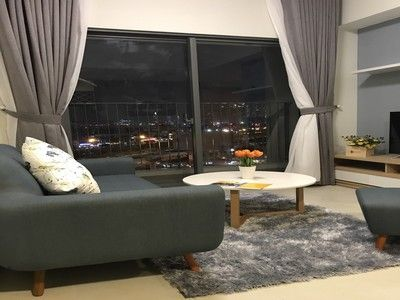 For rent apartment 2 bedrooms, middle floor