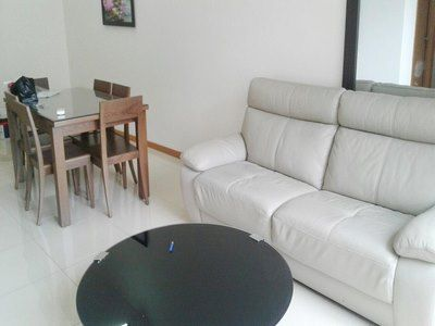 Apartment for rent Nguyen Huu Canh st, Binh Thanh Dist