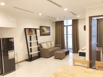Apartment with 1 bedroom, balcony for rent in Binh Thanh District
