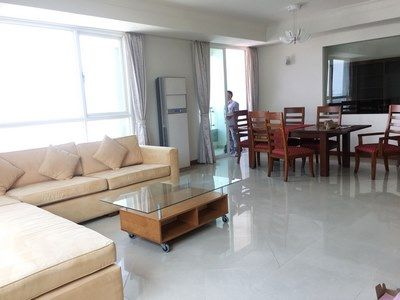 Apartment for rent close to Bitexco tower, Thu Thiem tunnel