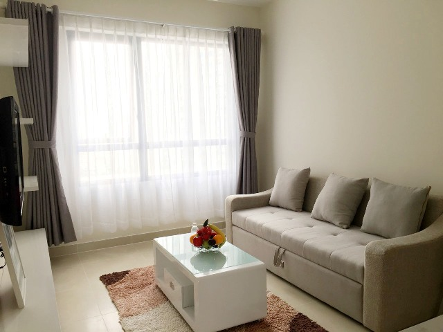 Apartment with 1 bedroom for rent, high floor, big mall, swimming pool
