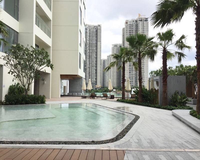 Cozy apartment for rent in Gateway Thao Dien District 2