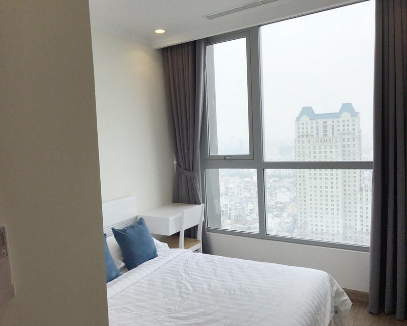 Vinhomes Central Park apartment for rent fully furniture