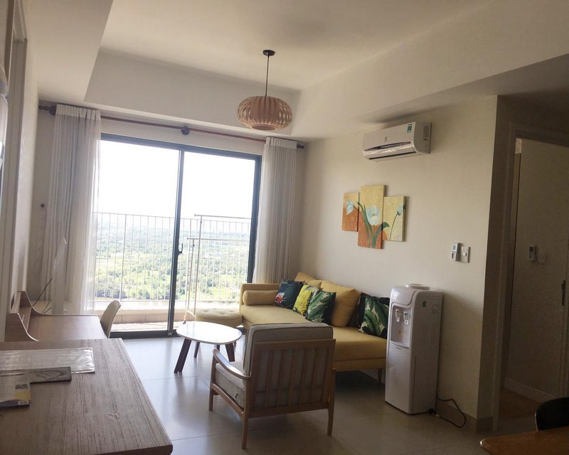 Nice apartment for rent in Thao Dien area