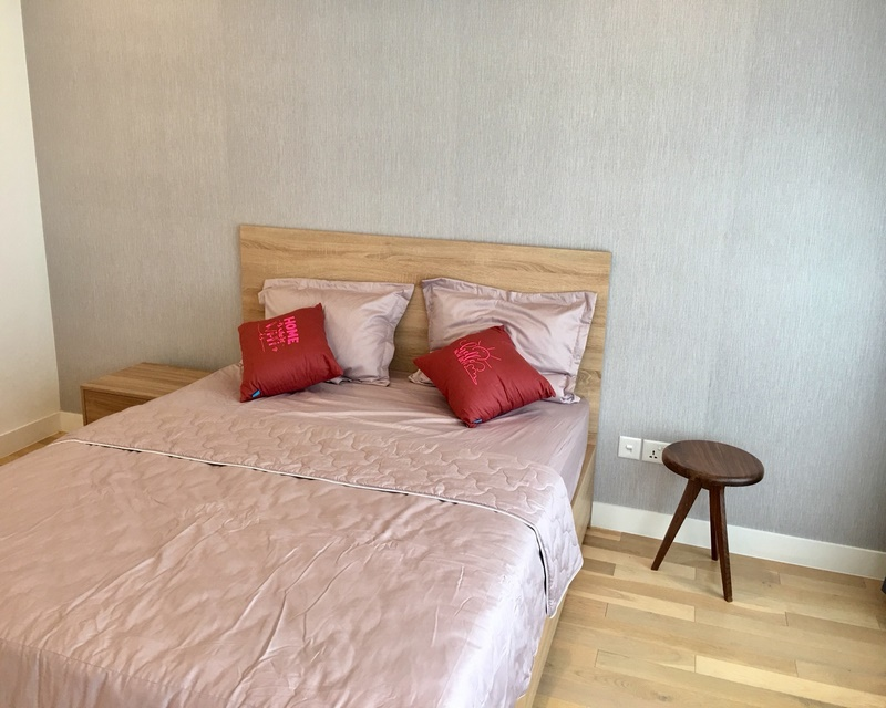 2 bedrooms apartment in City Garden - Binh Thanh district